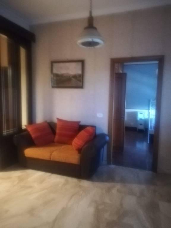 Appartamento in buone condizioni arredato in affitto Rif. 8913525