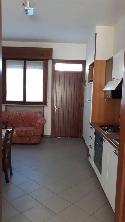 Appartamento in buone condizioni arredato in affitto Rif. 8923321