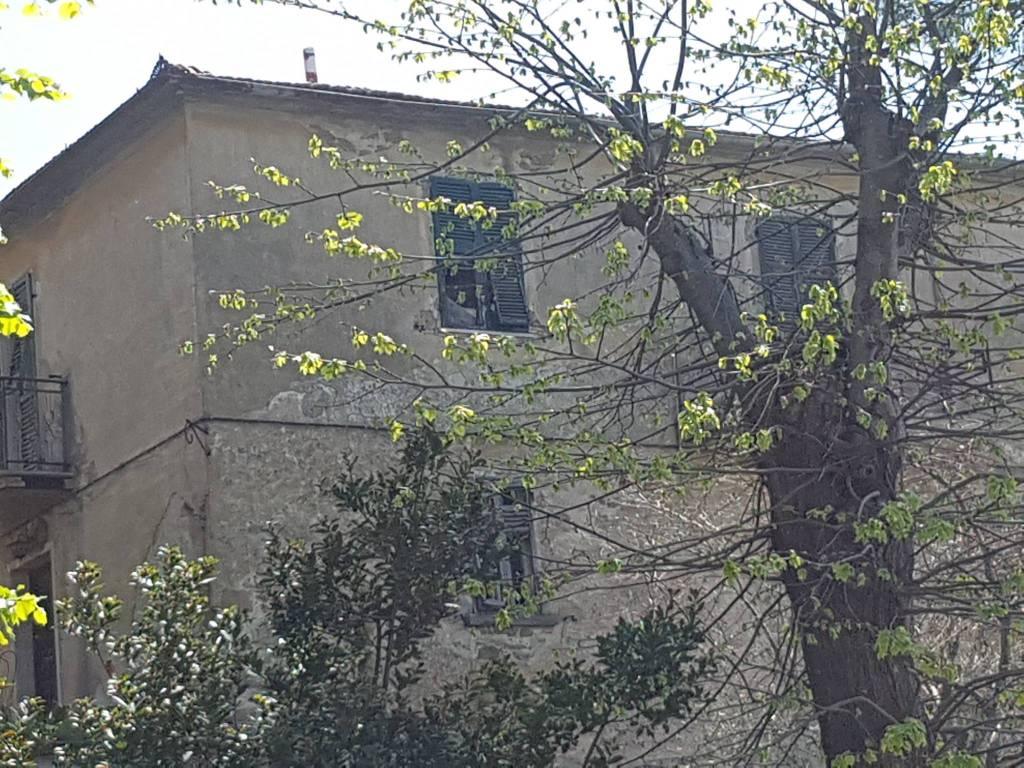 Palazzo a Manciano con vista panoramica
