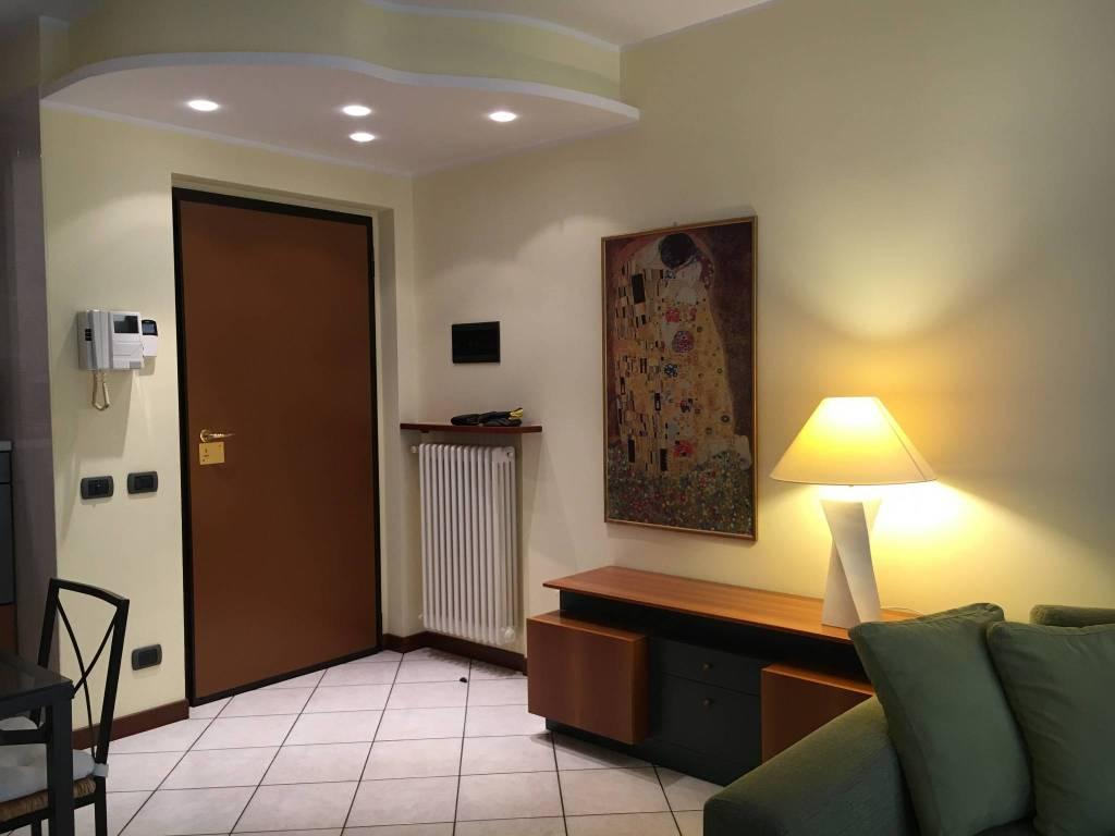 Appartamento in ottime condizioni arredato in affitto Rif. 8922565
