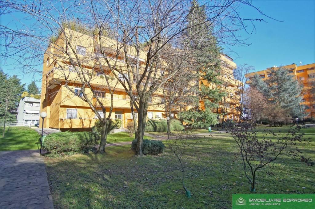 Appartamento in buone condizioni in vendita Rif. 8923743