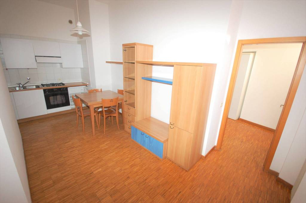 Appartamento in buone condizioni parzialmente arredato in affitto Rif. 8936563