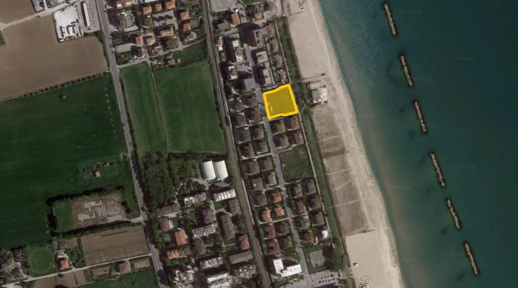 Area edificabile a Lido di Fermo (FM) Rif. 8940052
