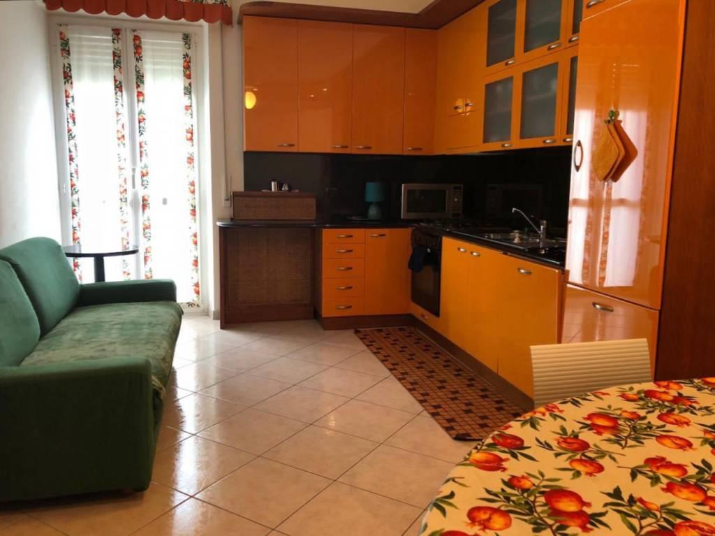 Appartamento in buone condizioni arredato in affitto Rif. 8674997