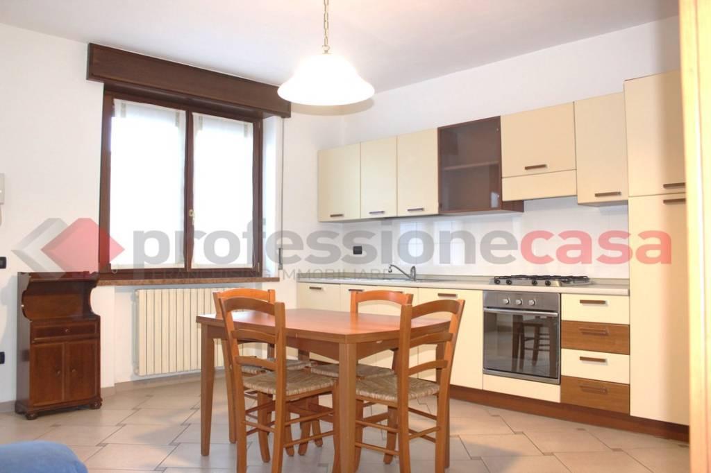 Appartamento in buone condizioni arredato in affitto Rif. 9197125