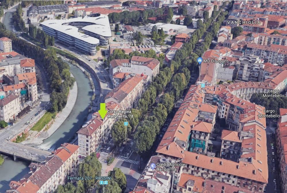 Ufficio in affitto Zona Vanchiglia, Regio Parco - corso Regina Margherita 78 Torino