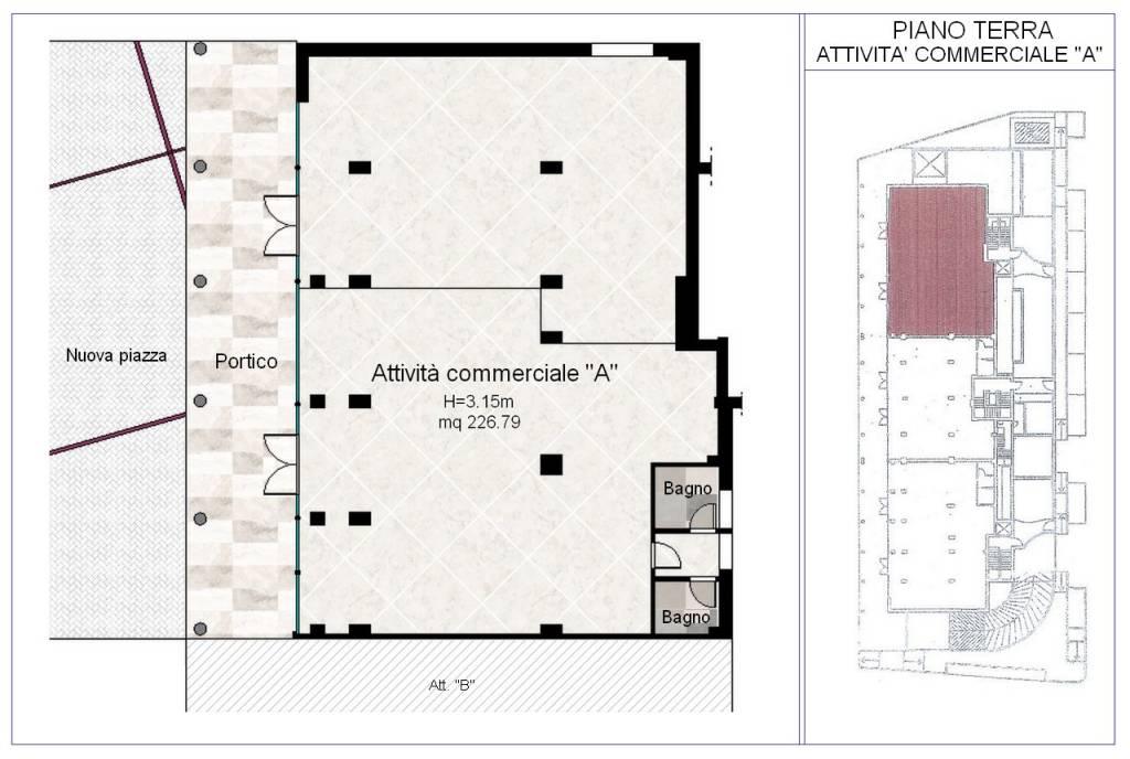 Loft / Openspace in vendita Rif. 8948372