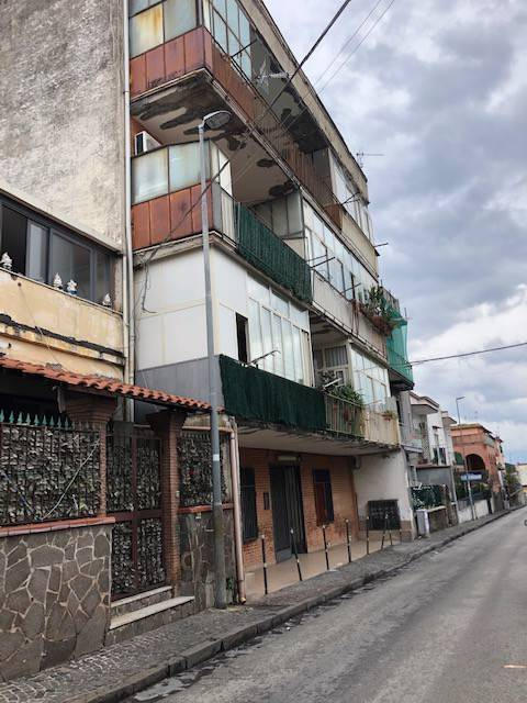 Ampio bilocale panoramico con veranda, via Giacomo Matteotti
