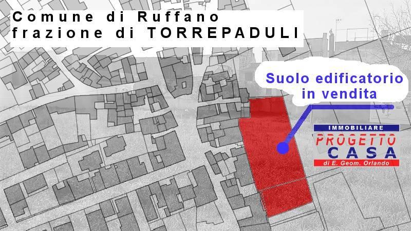 Lotto di Suolo Edificatorio in centro Torrepaduli Rif. 8948334