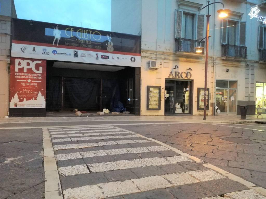 Si propone in locazione nella centralissima Corso Trieste fa Rif. 8962180