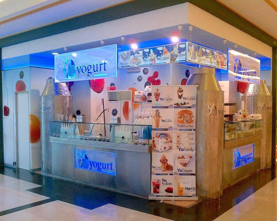 Yogurteria Centro commerciale Torri d'Europa