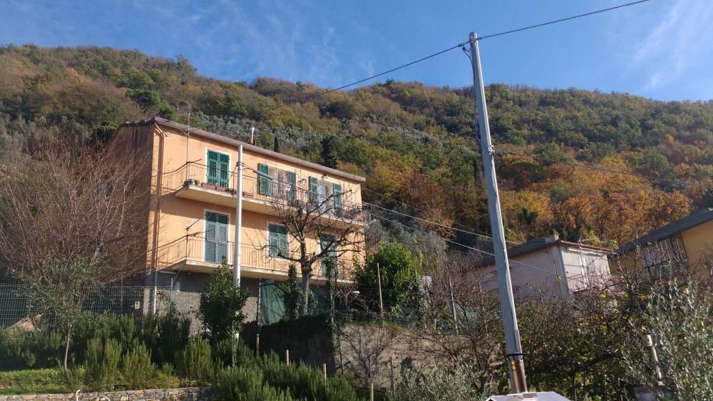 Foto 1 di Trilocale Frazione Capreno, Sori