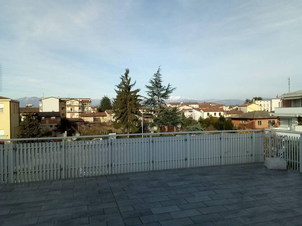 Pasian di Prato - Attico con 120 mq di terrazza