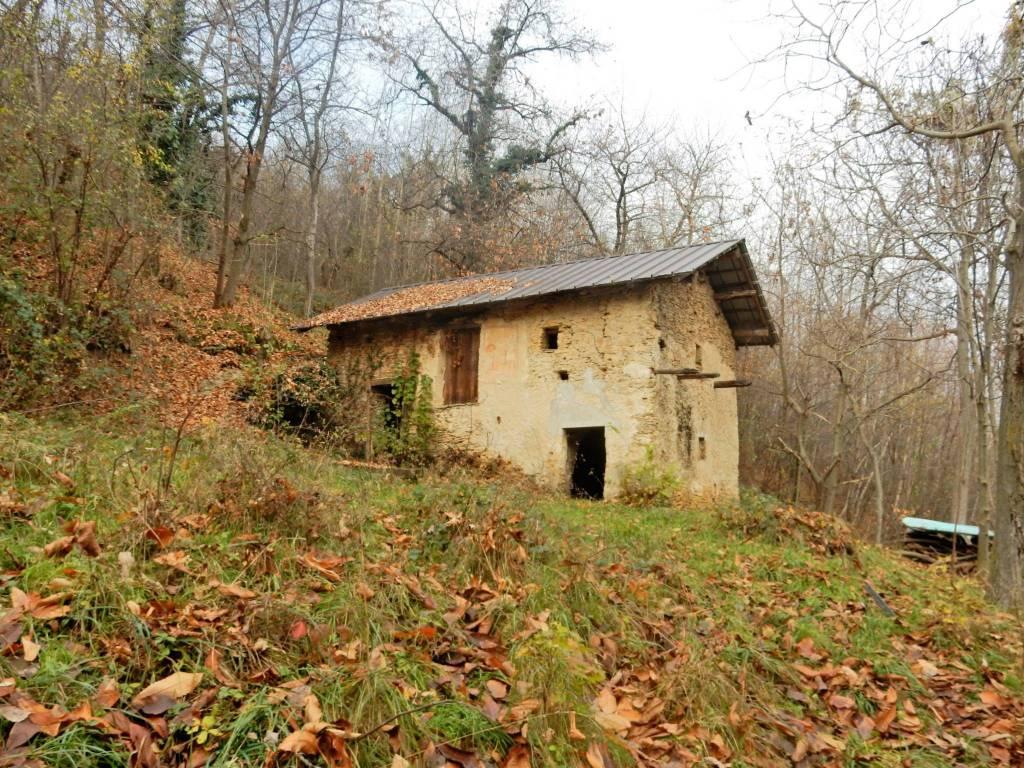 Vignolo, fr Ceretto, ampio bosco con rustico via San Maurizio
