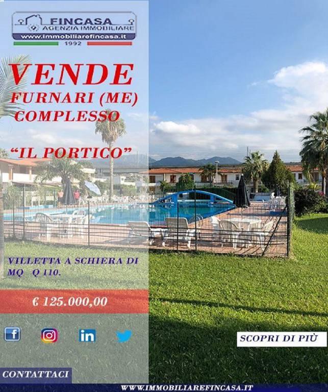 Villetta in Vendita a Furnari Periferia: 3 locali, 100 mq