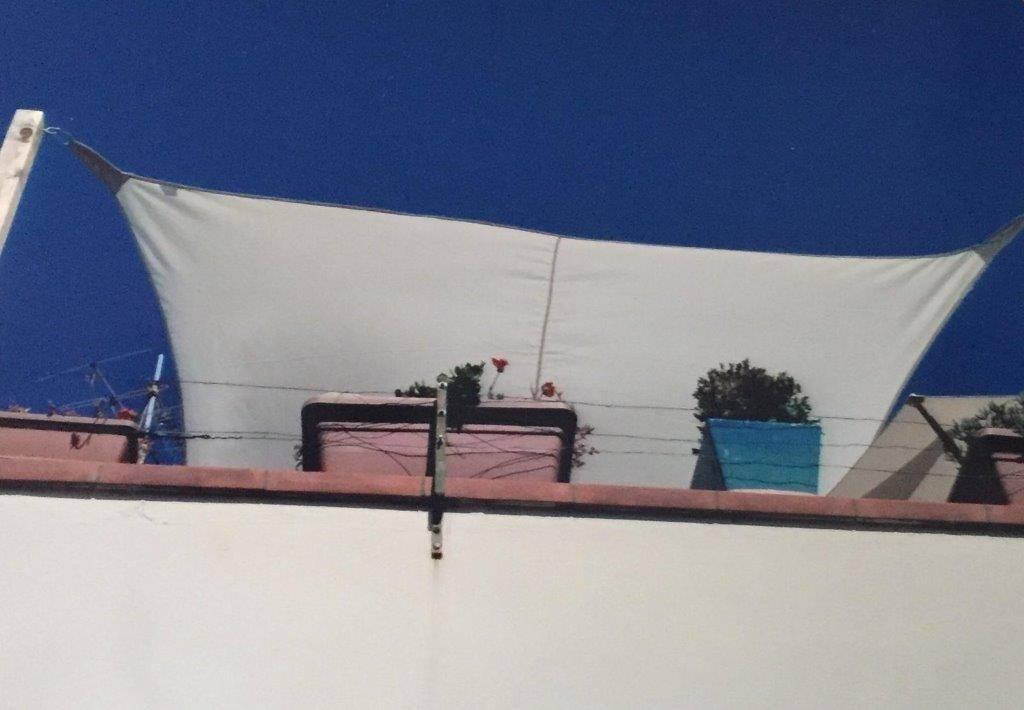 ELBA, Marina di Campo trilocale con ampia terrazza