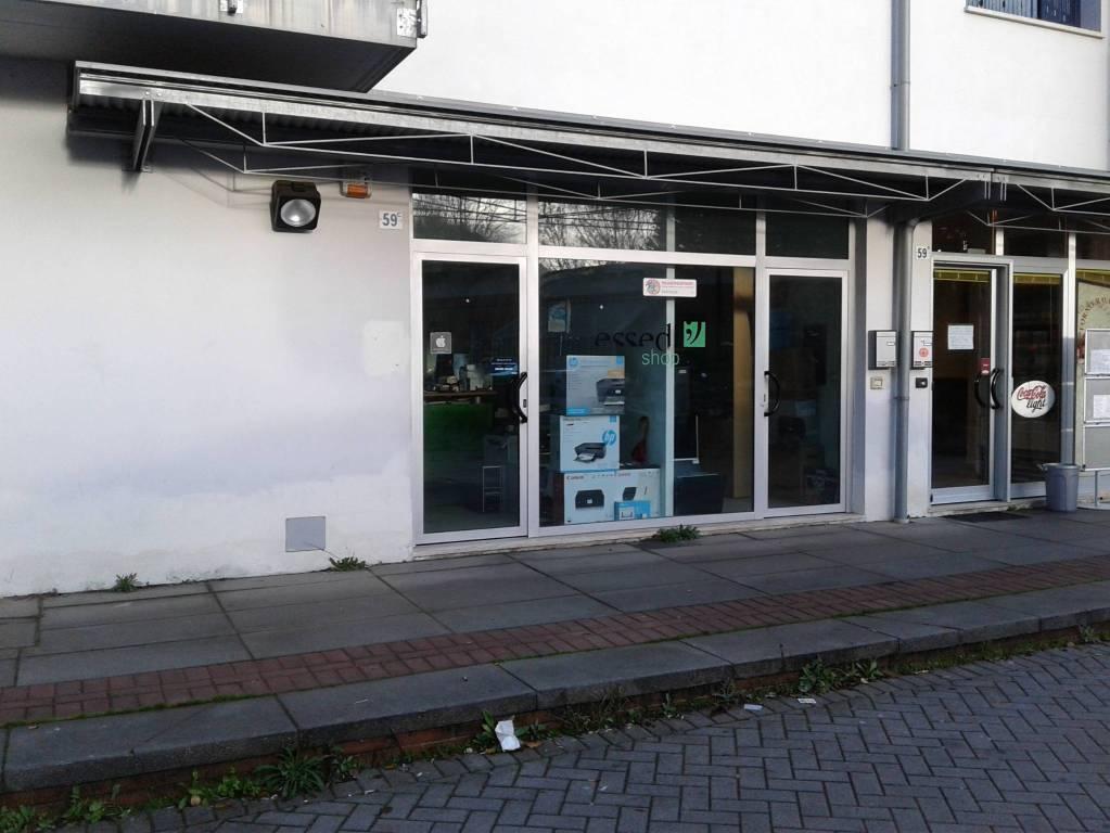 Locale commerciale a SIENA in zona Stellino mq. 88 circa