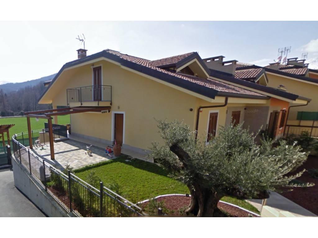 Villa a Schiera in Vendita a Giaveno