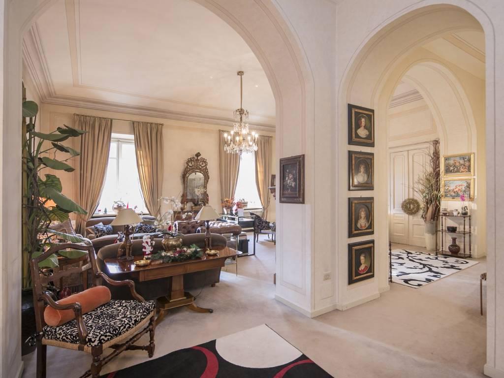 Appartamento in vendita corso Vittorio Emanuele II 98 Torino