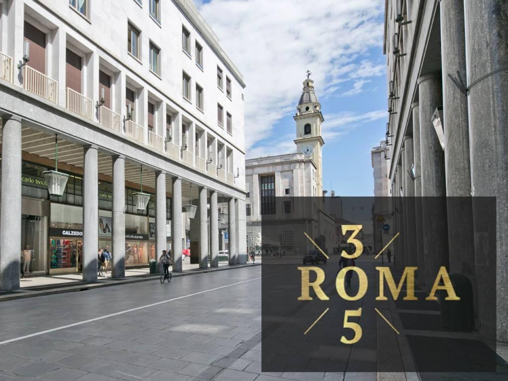 Ufficio in vendita via Roma 305 Torino