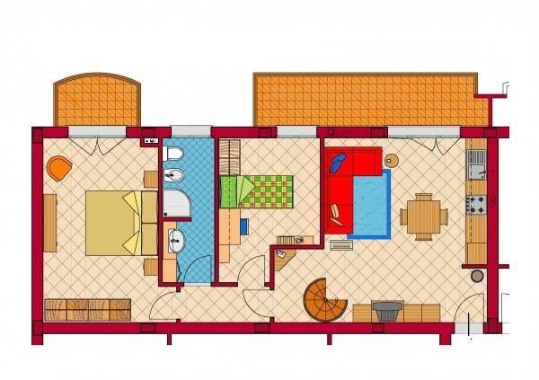 Appartamento in vendita Rif. 9024173
