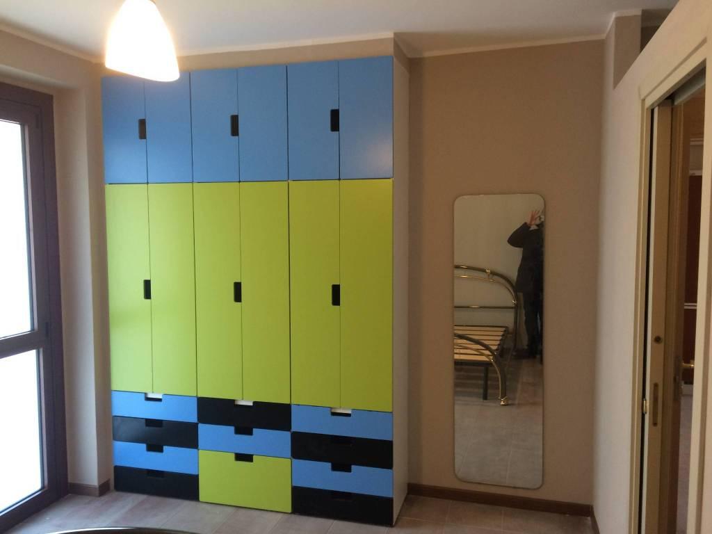 Appartamento parzialmente arredato in affitto Rif. 9054105