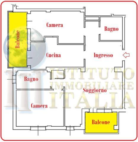 Foto 2 di Quadrilocale Via Giacomo Puccini 55, Imola