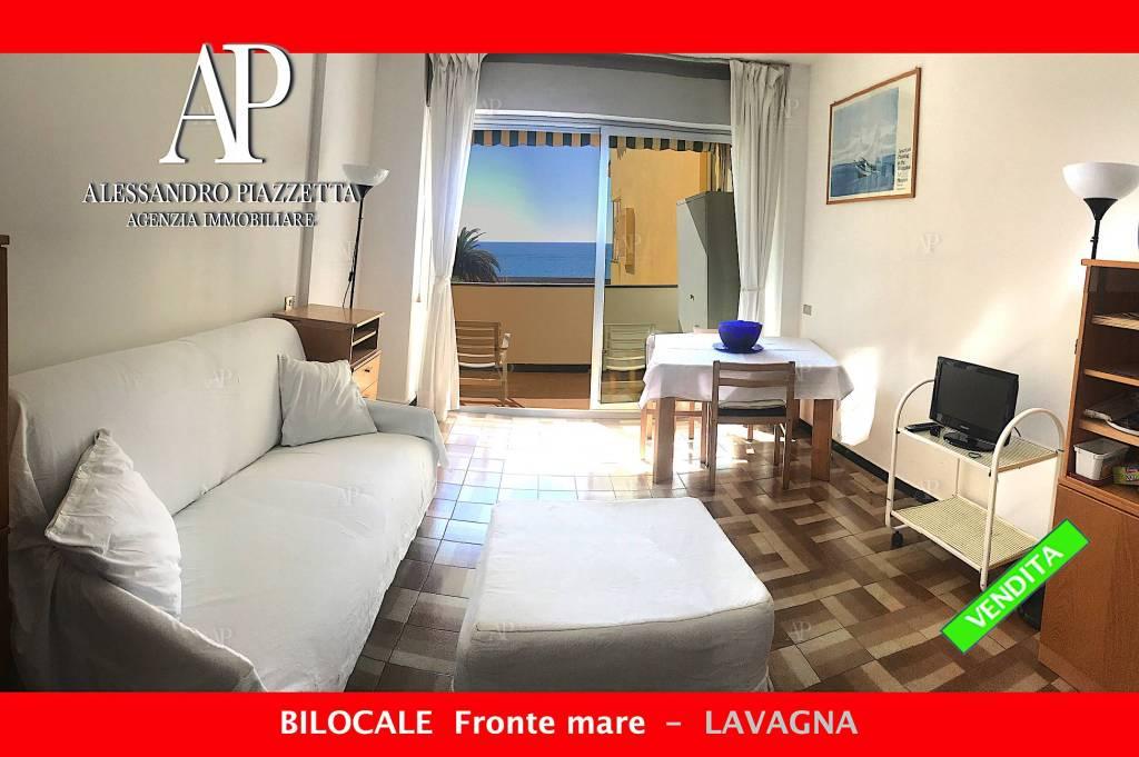 Appartamento trilocale in vendita a Lavagna (GE)