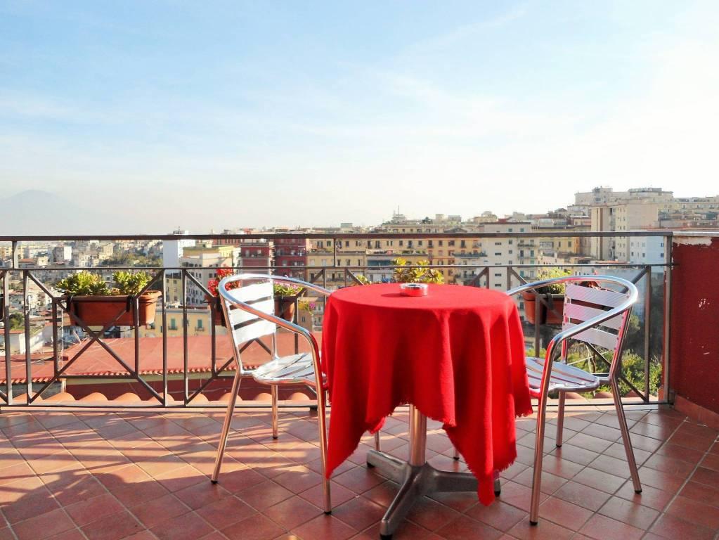Villa bilocale in affitto a Napoli (NA)