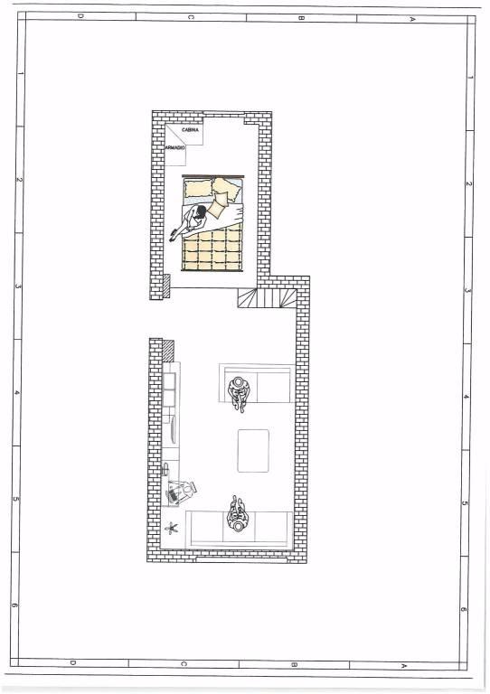 Loft / Openspace in ottime condizioni in vendita Rif. 9069411