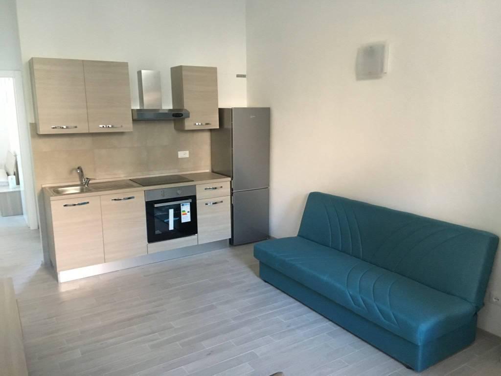 Appartamento in ottime condizioni arredato in affitto Rif. 9318423