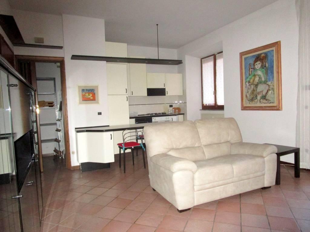 Appartamento in ottime condizioni arredato in affitto Rif. 9086732