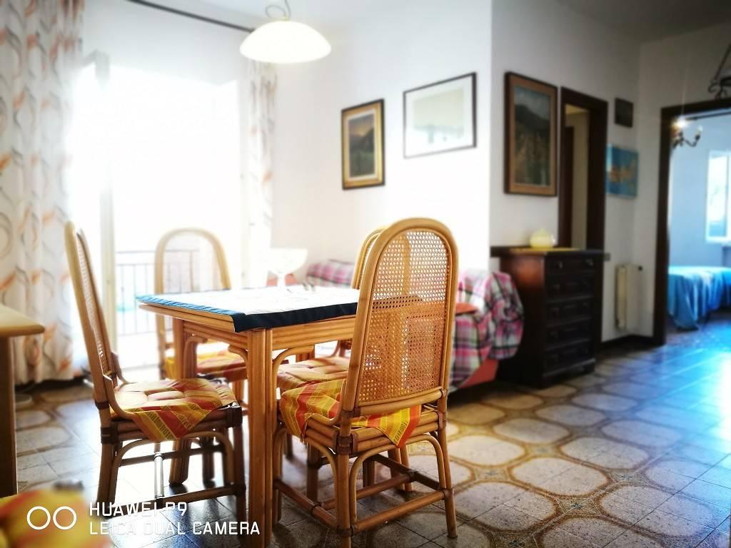 Appartamento in buone condizioni parzialmente arredato in vendita Rif. 9086695