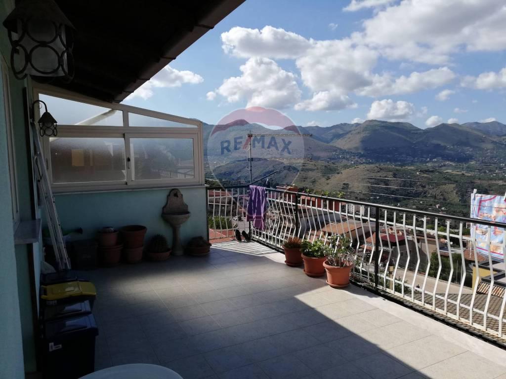 Casa con Terrazzo ad Altofonte