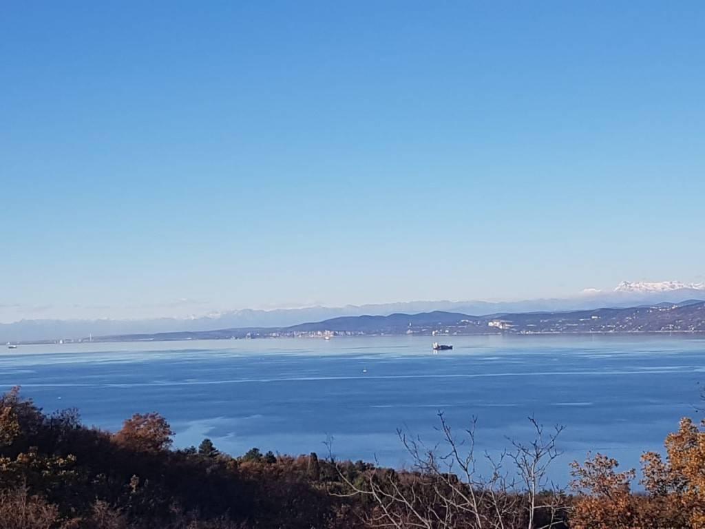 Trieste - MUGGIA -STRADA PER CHIAMPORE