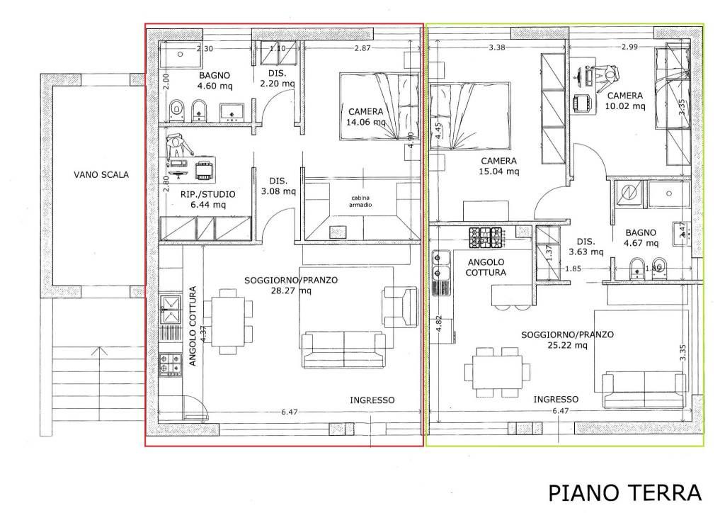 Appartamento da ristrutturare in vendita Rif. 9123397