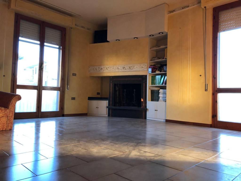 Appartamento quadrilocale in vendita a Montefalco (PG)