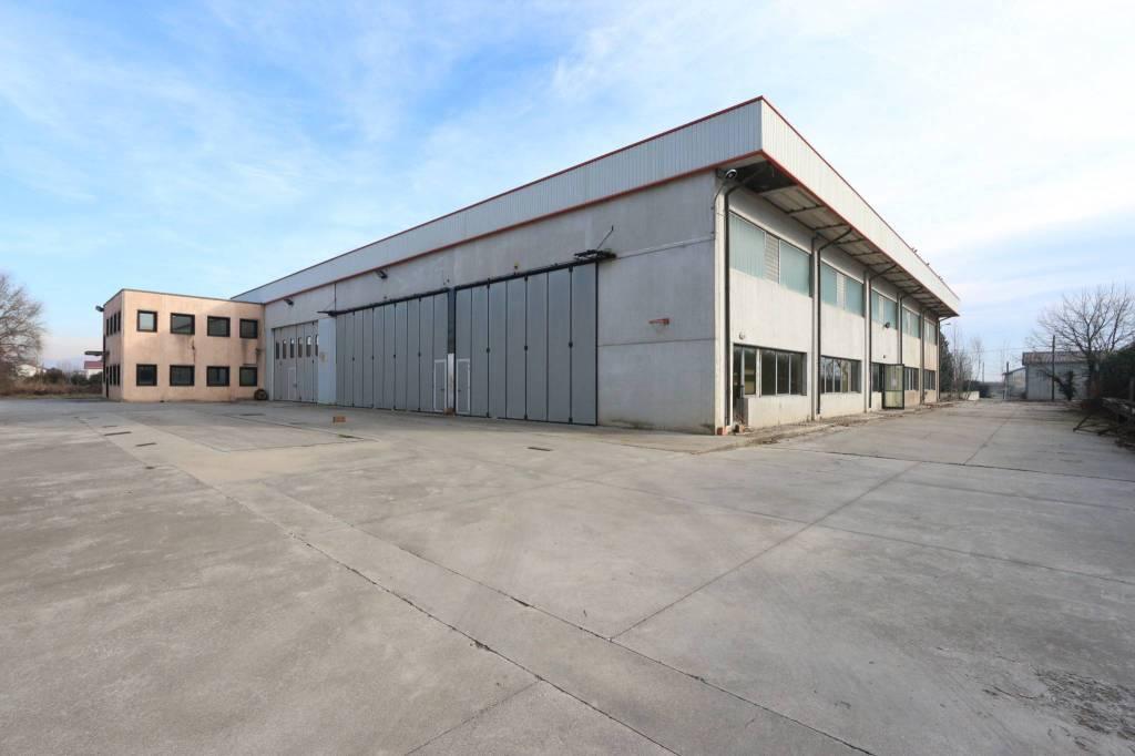 Capannone in vendita a San Giorgio in Bosco (PD) Rif. 9164317
