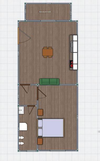 Appartamento in vendita Rif. 9077895