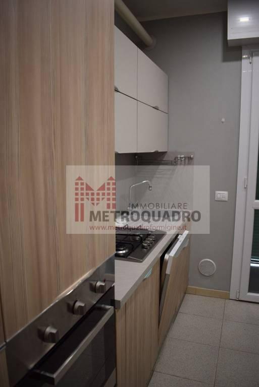 appartamento con cucina separata