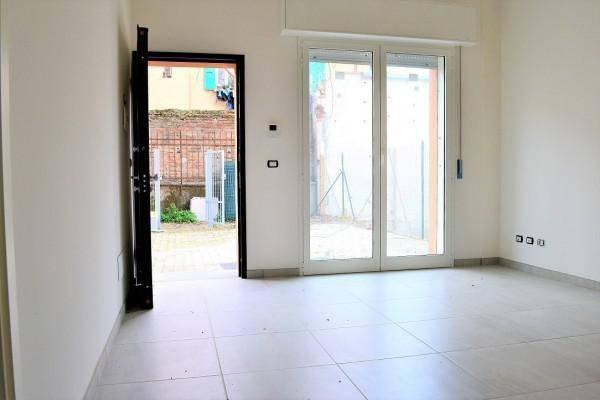 Foto 1 di Loft / Open space via Marcello Oretti 1, Bologna (zona Mazzini, Fossolo, Savena)