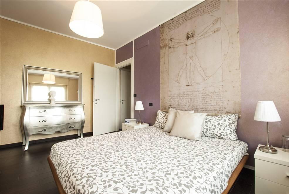 Appartamento parzialmente arredato in affitto Rif. 9182287
