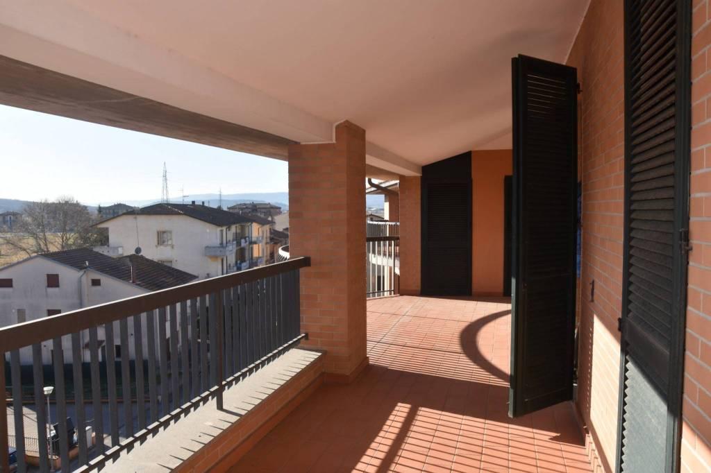 Attico / Mansarda in vendita a Città della Pieve, 5 locali, prezzo € 180.000 | PortaleAgenzieImmobiliari.it
