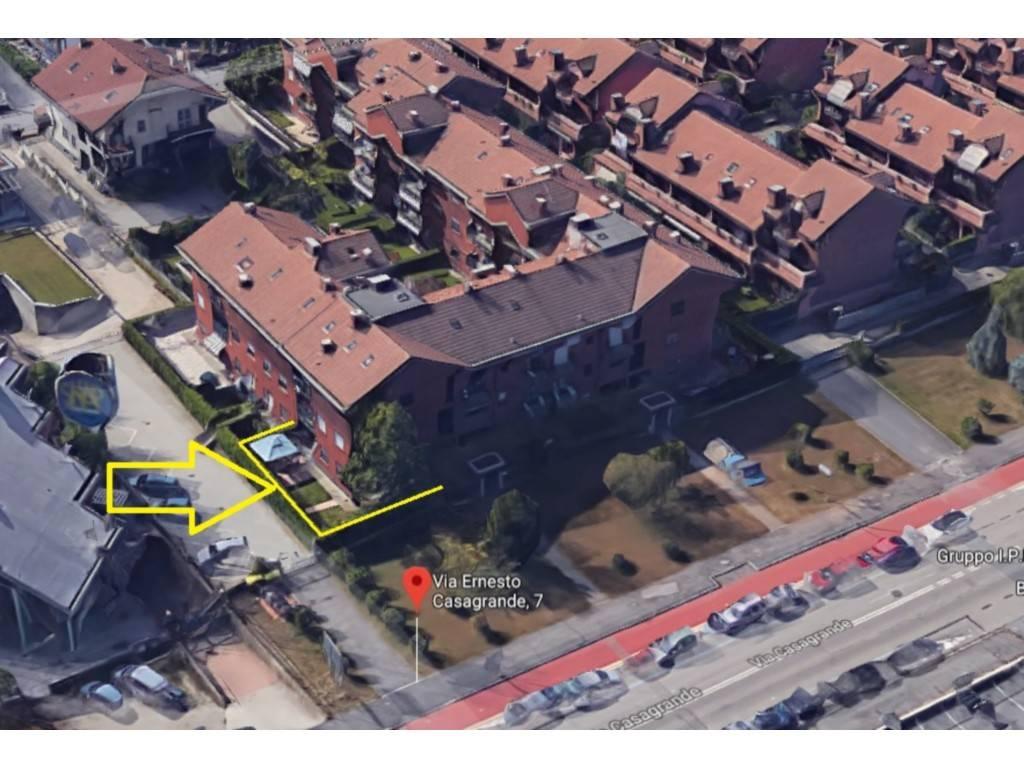 Appartamento in vendita a Venaria Reale, 3 locali, prezzo € 105.000 | CambioCasa.it