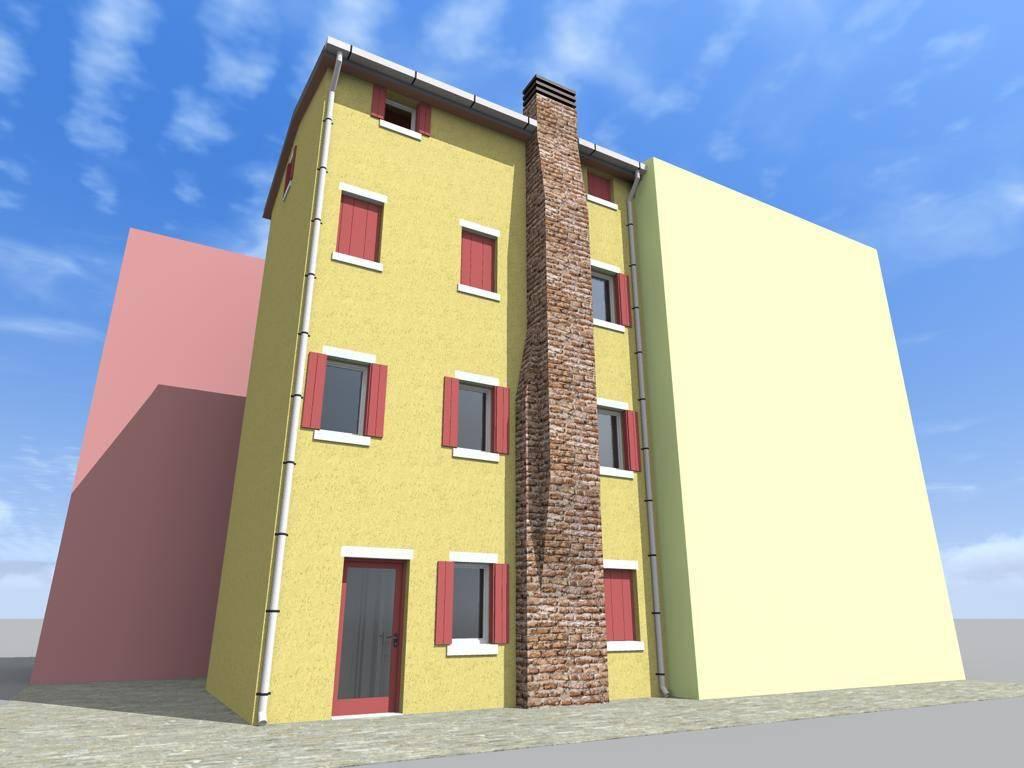 Rif. 260 - Appartamento duplex Centro Storico