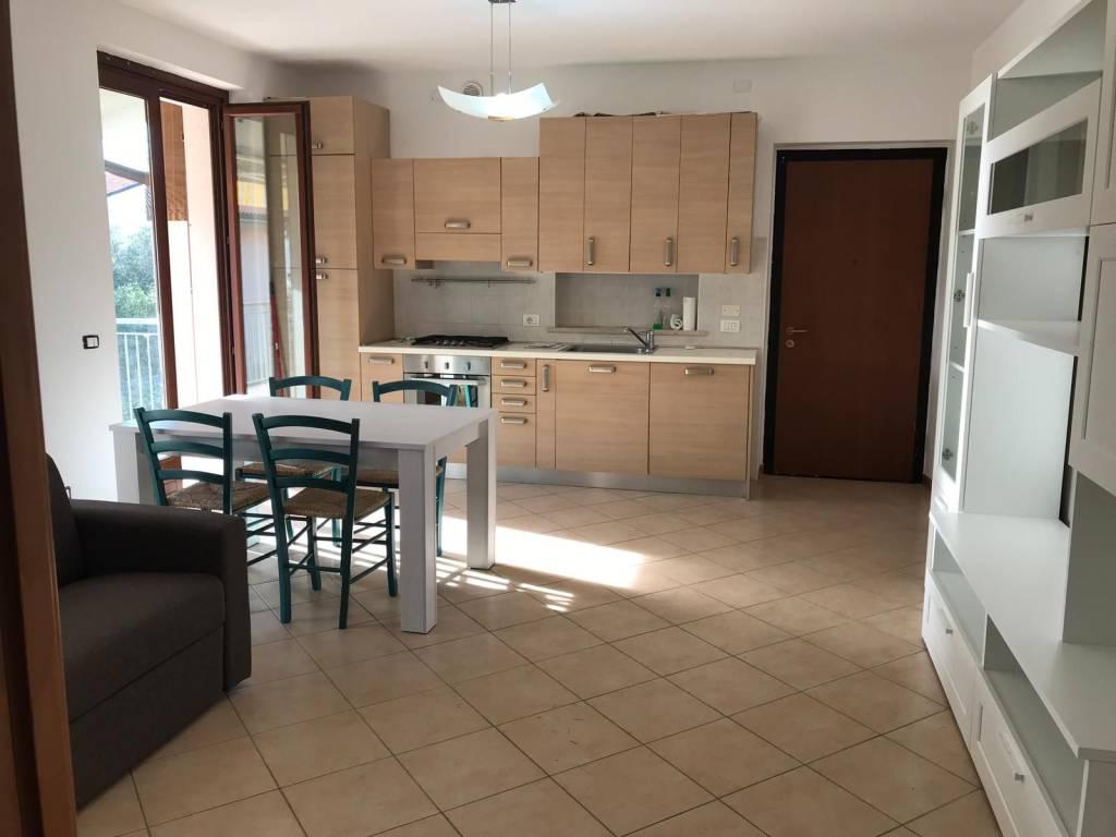 Appartamento in ottime condizioni arredato in affitto Rif. 9212747