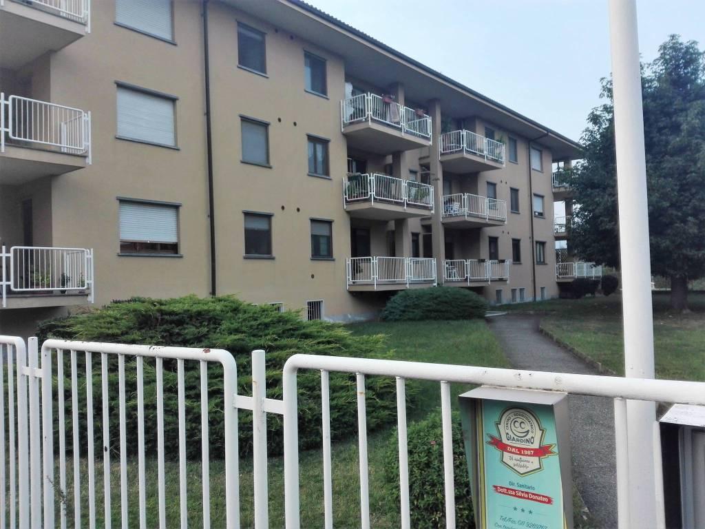 Appartamento in vendita via Beria Mathi