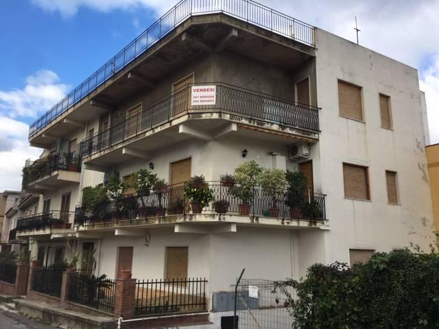 Appartamento in vendita a Spadafora, 4 locali, prezzo € 92.000 | PortaleAgenzieImmobiliari.it