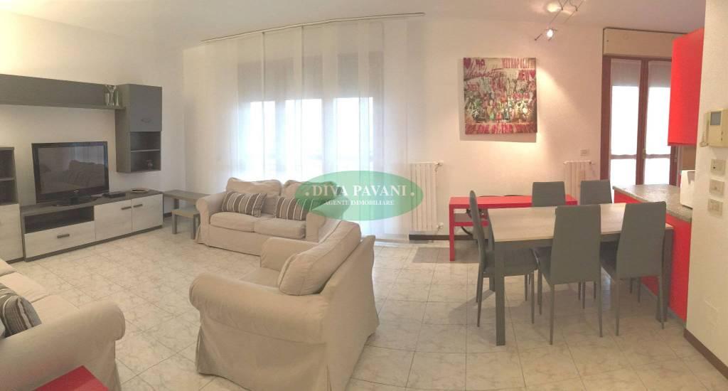 Appartamento in ottime condizioni arredato in affitto Rif. 9212106