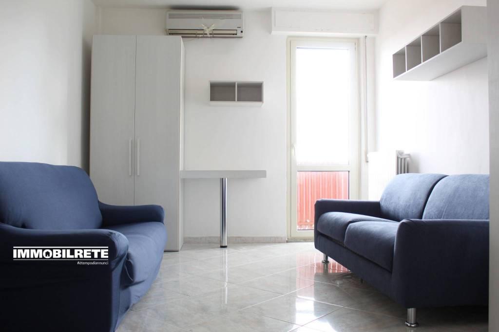 Appartamento in buone condizioni arredato in affitto Rif. 8035116